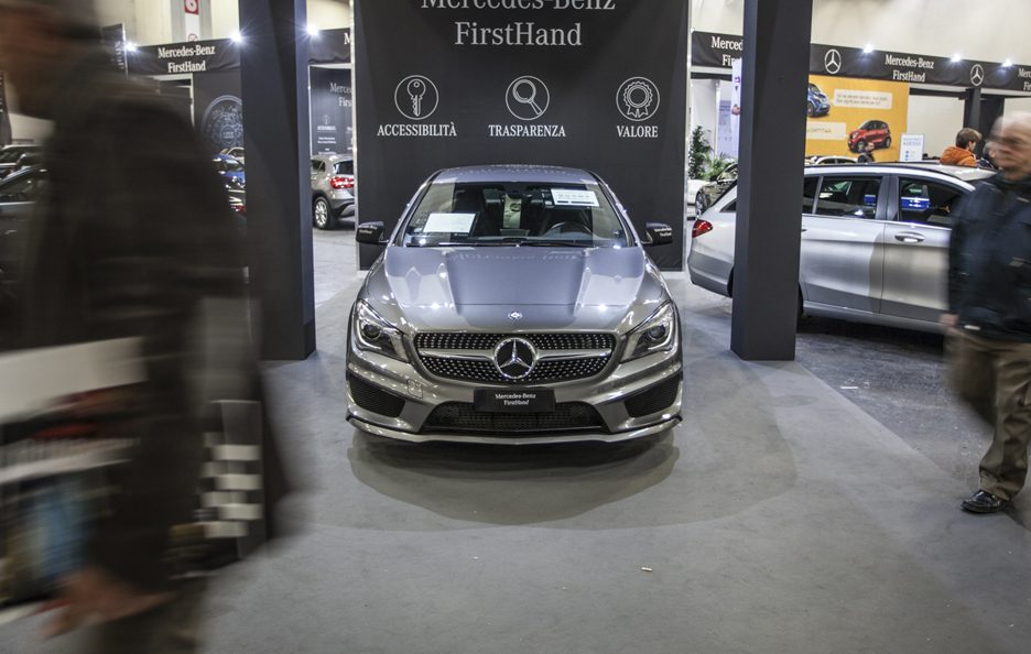 Mercedes FirstHand 7