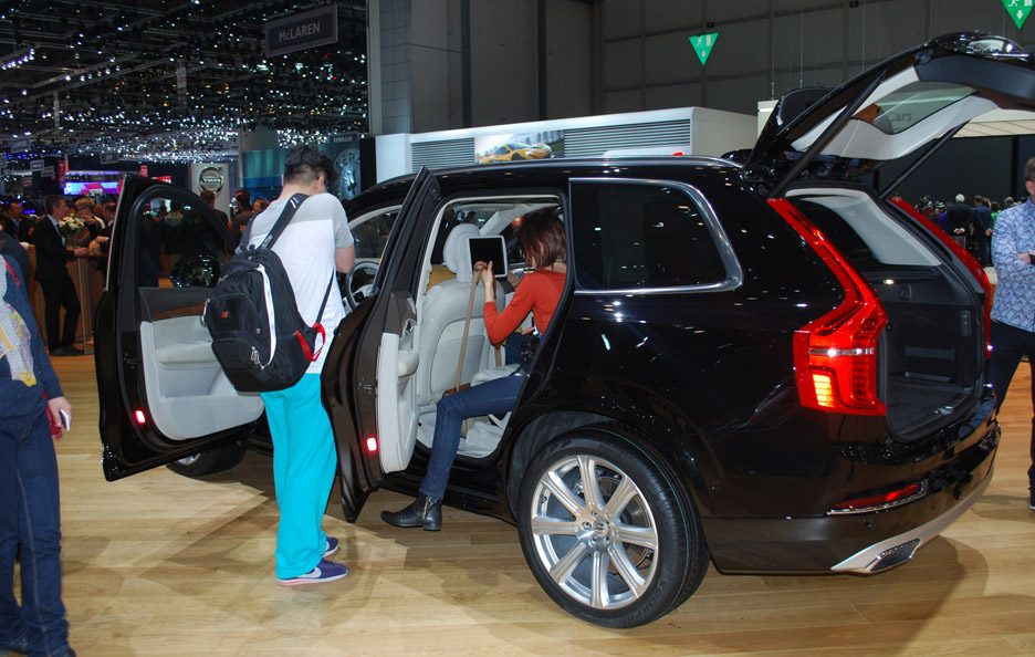 Volvo XC90 Excellence - Ginevra 2016