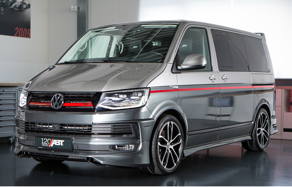 volkswagen t6 by abt tuning panoramauto. Black Bedroom Furniture Sets. Home Design Ideas