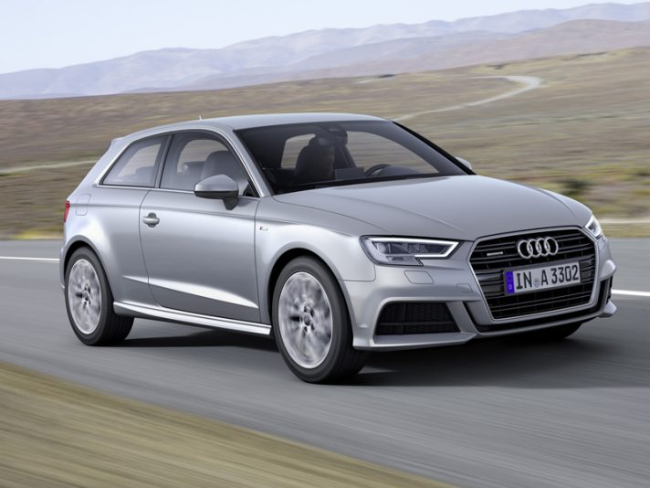 Audi A3 2017: il restyling in 4 punti