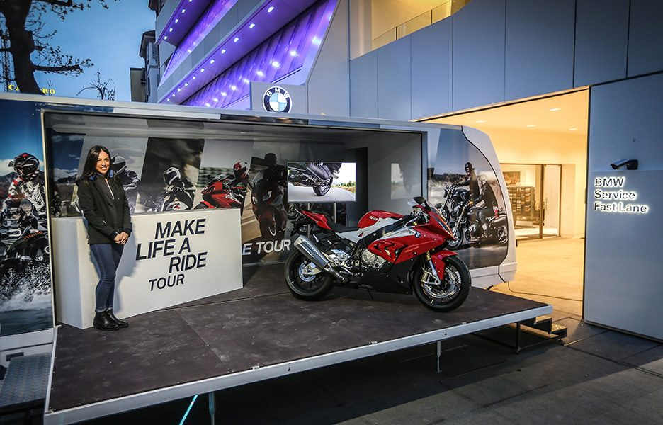 "BMW ""Make Life a Ride Tour"""