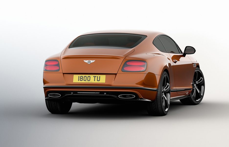 Bentley GT SPeed 2016