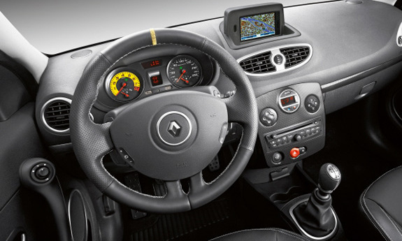 Clio RS interni