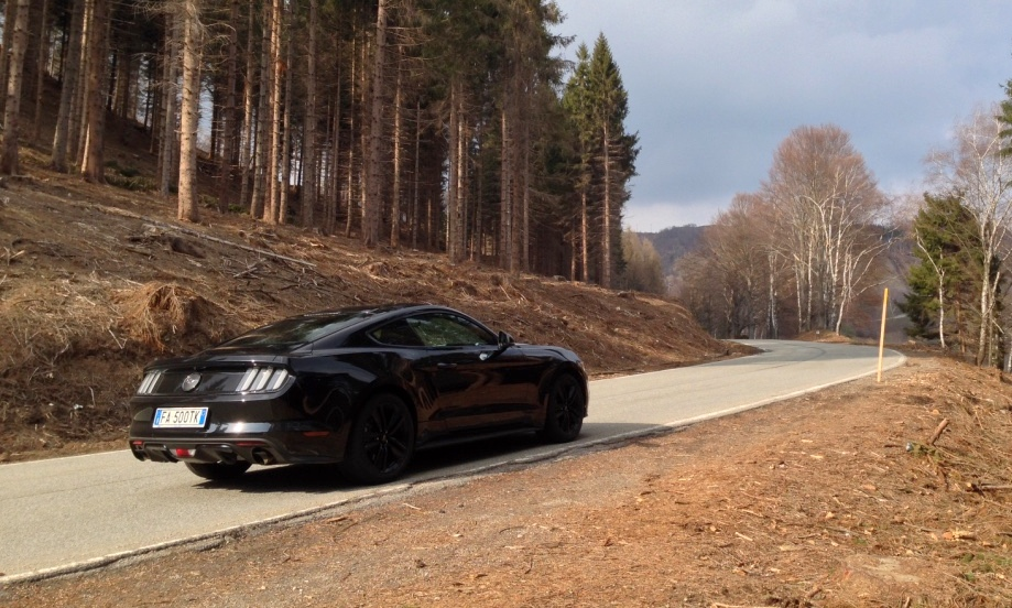Ford Mustang EcoBoost11
