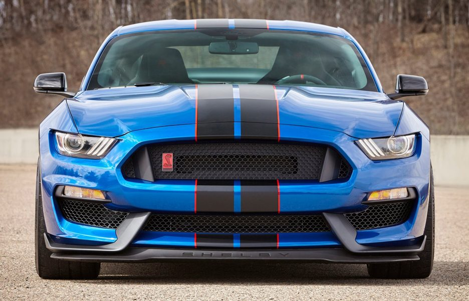 Ford Mustang Shelby GT350 2017