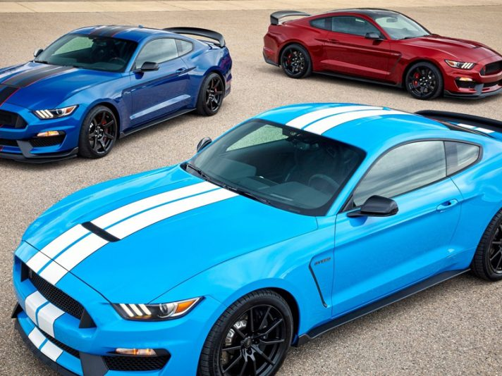 Ford Shelby GT350 2017