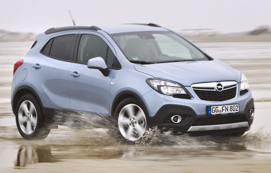 opel mokka grazie a onstar vince il connectivity award. Black Bedroom Furniture Sets. Home Design Ideas