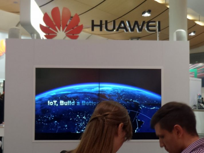 Huawei all'Hannover Messe: l'Industry 4.0 applicata ai motori