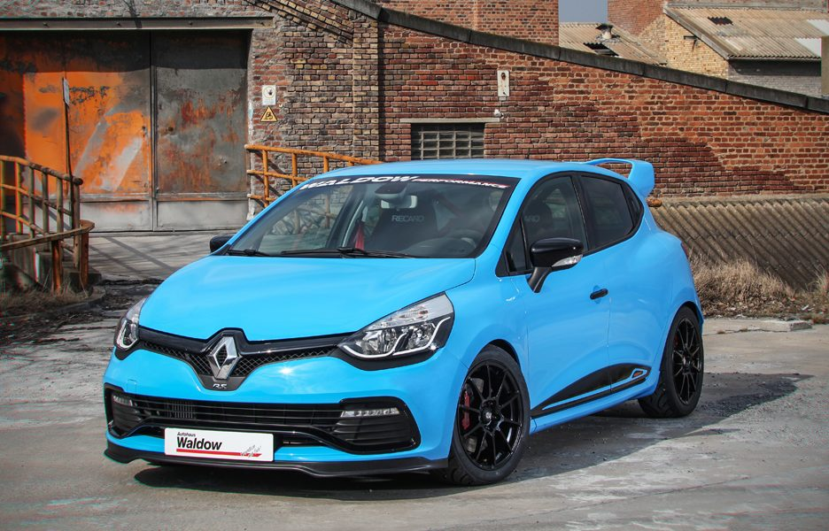 Renault Clio RS 220 EDC Trophy by Waldow
