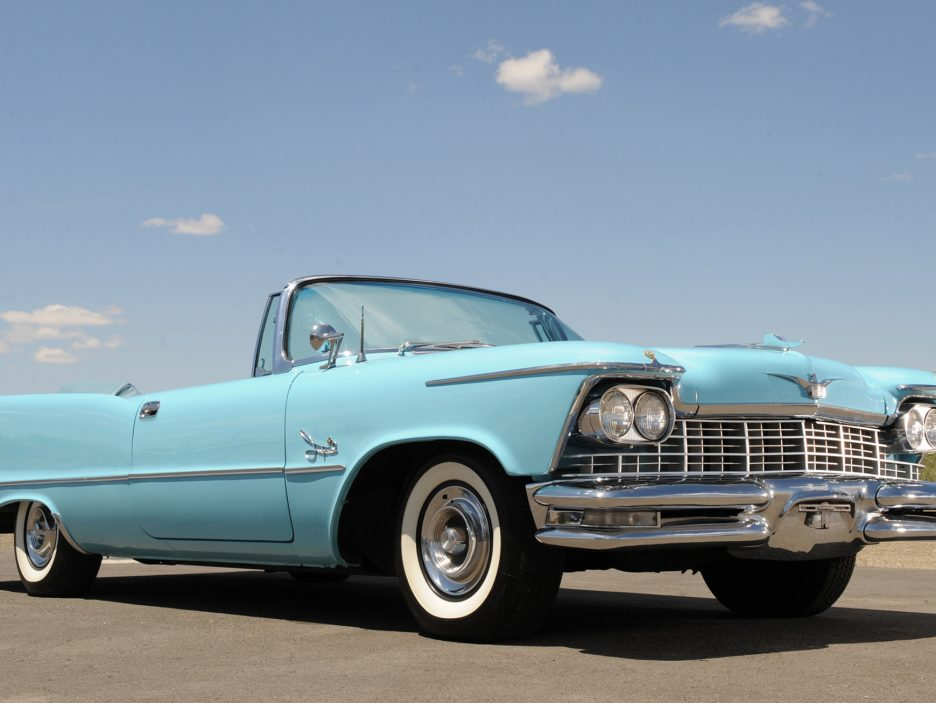 Imperial Convertible 1957