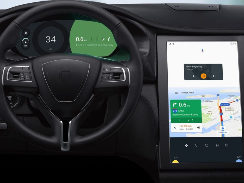Android Auto 2016