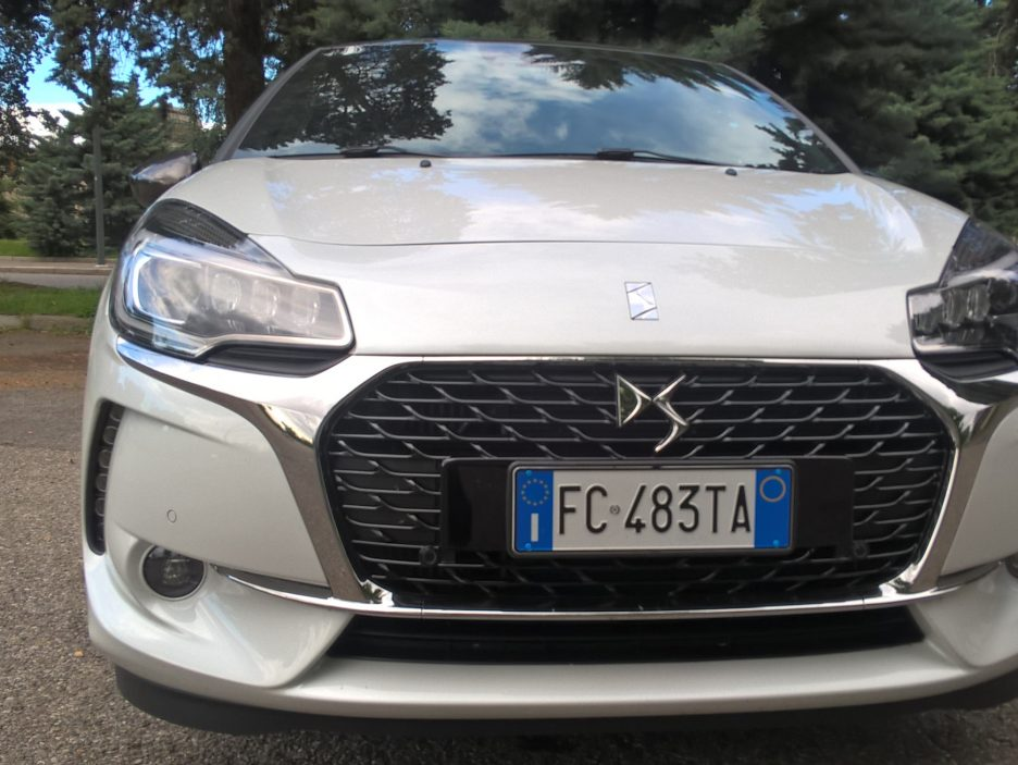 DS DS3 frontale