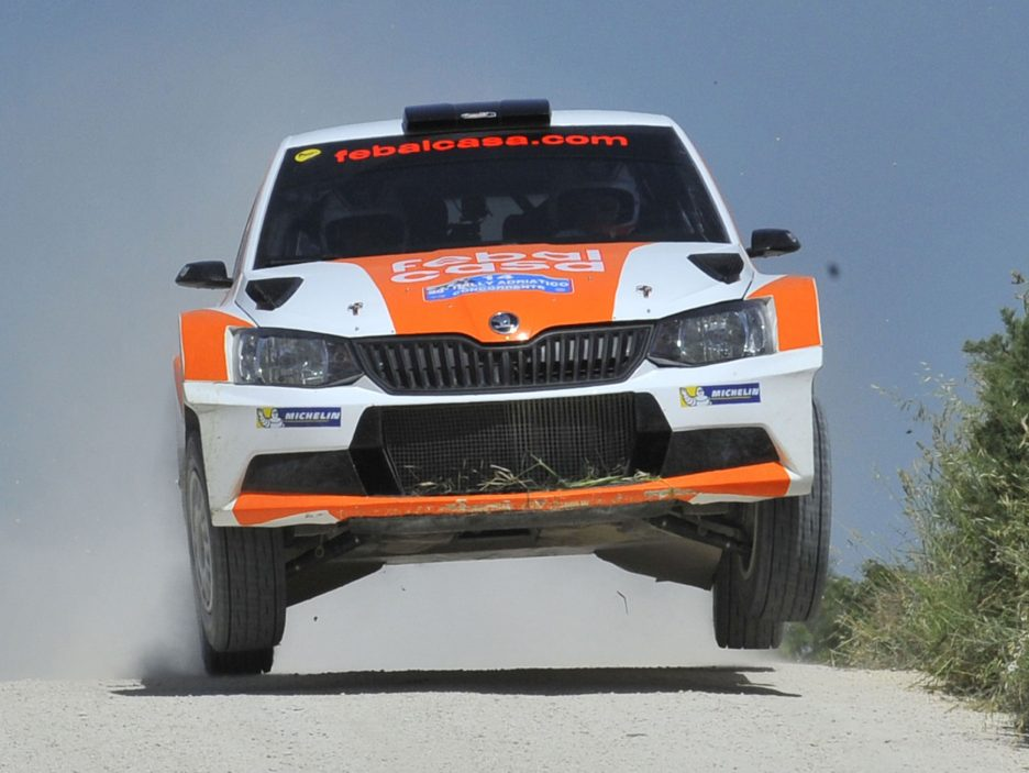 Denis Colombini Rally Adriatico 2016