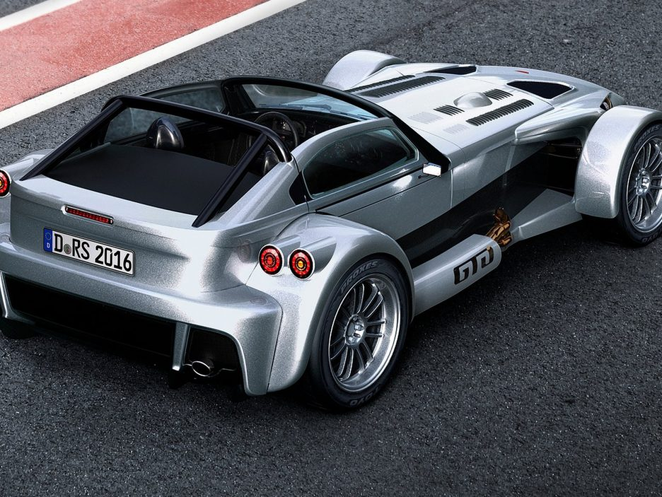 Donkervoort D8 GTO RS 2017
