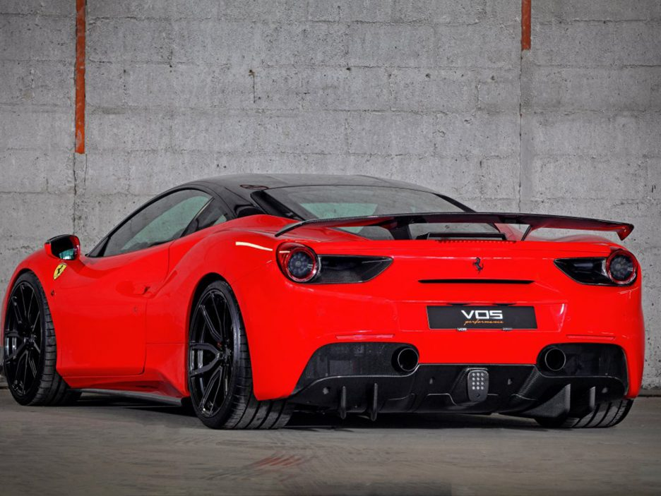 Ferrari 488 GTB by Vos Performance