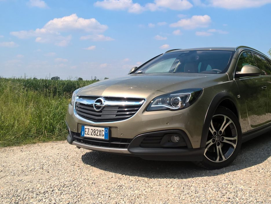 Opel Insignia Country Tourer 3
