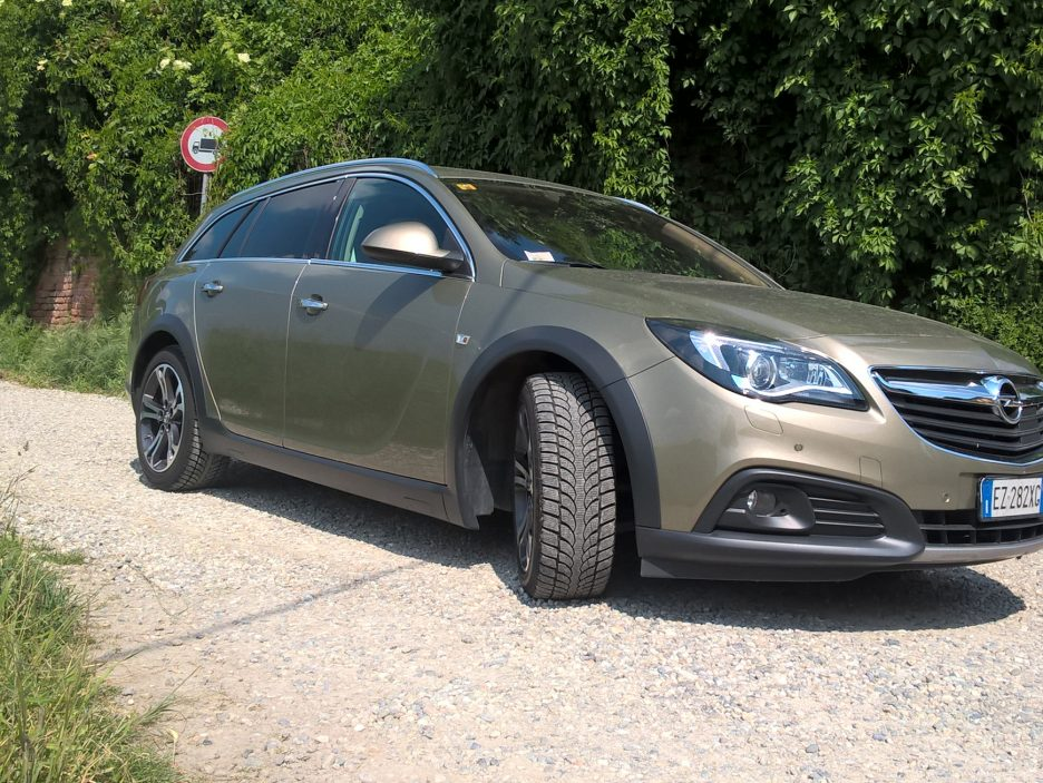 Opel Insignia Country Tourer 4