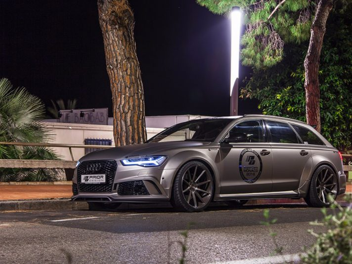 Audi RS6 Avant by Prior Design