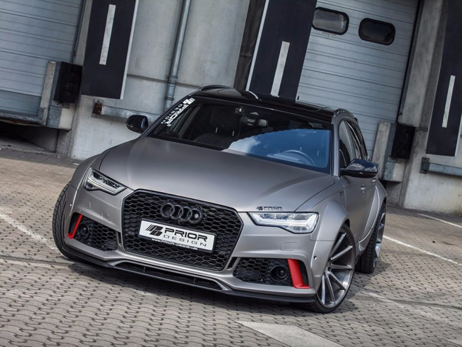 Prior Design - Audi RS6