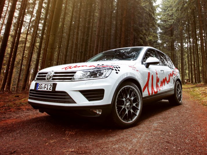 Volkswagen Touareg by WImmer