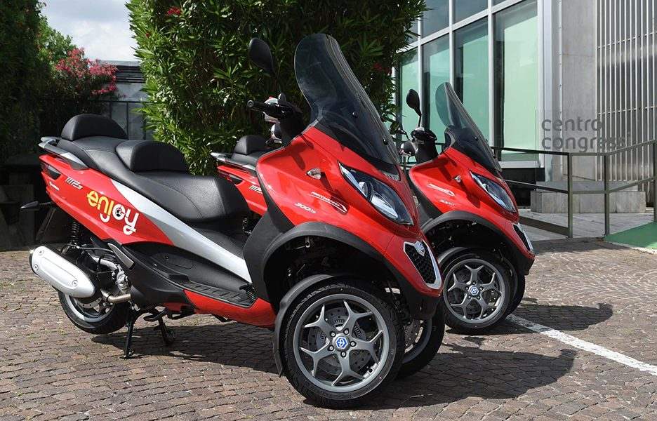 Piaggio MP3 Enjoy