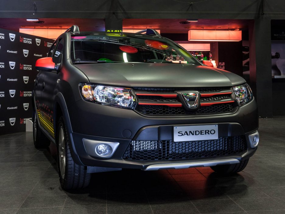 Dacia Sandero Hit Edition