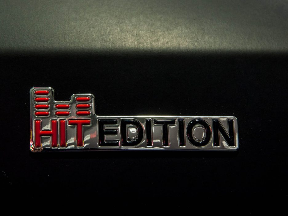 Dacia Sandero Hit Edition logo Hit Edition