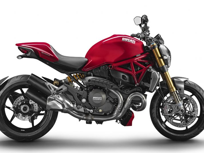 Ducati Monster 1200 S premiata per il design