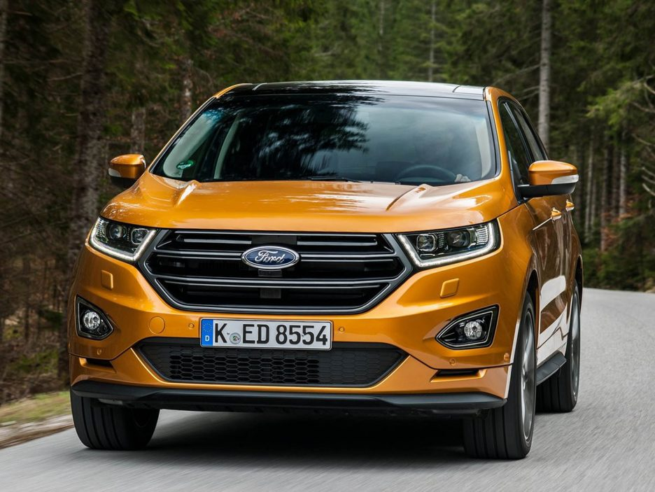 Ford Edge frontale