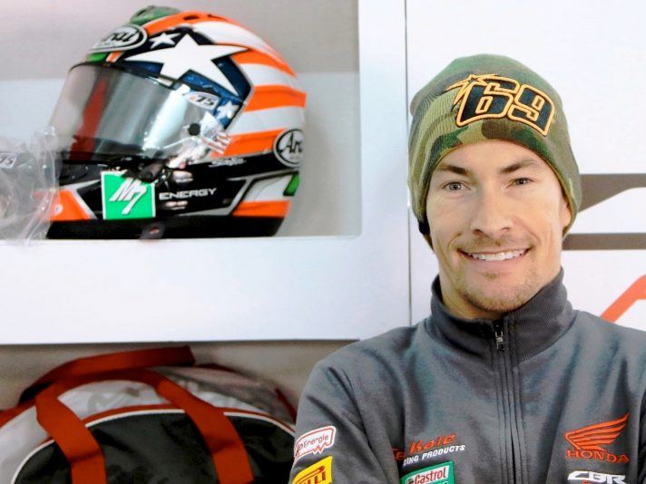 Intervista a Nicky Hayden: