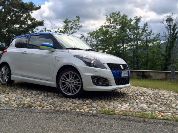 Suzuki Swift Sport1