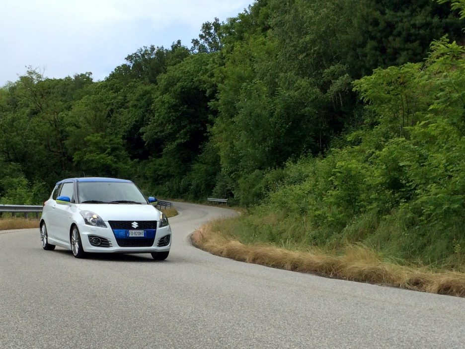 Suzuki Swift Sport3