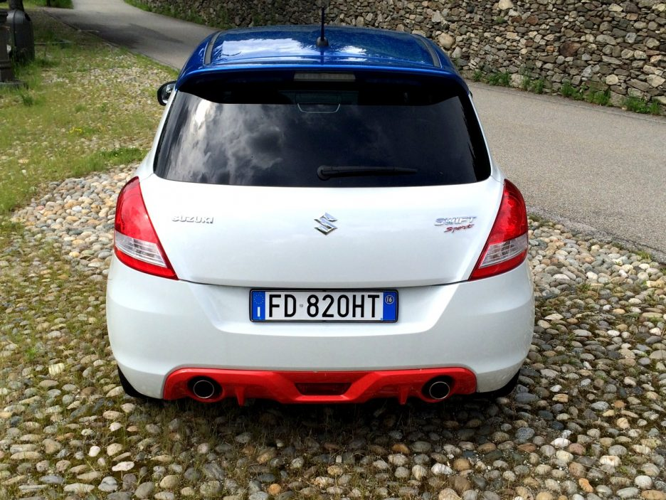 Suzuki Swift Sport5