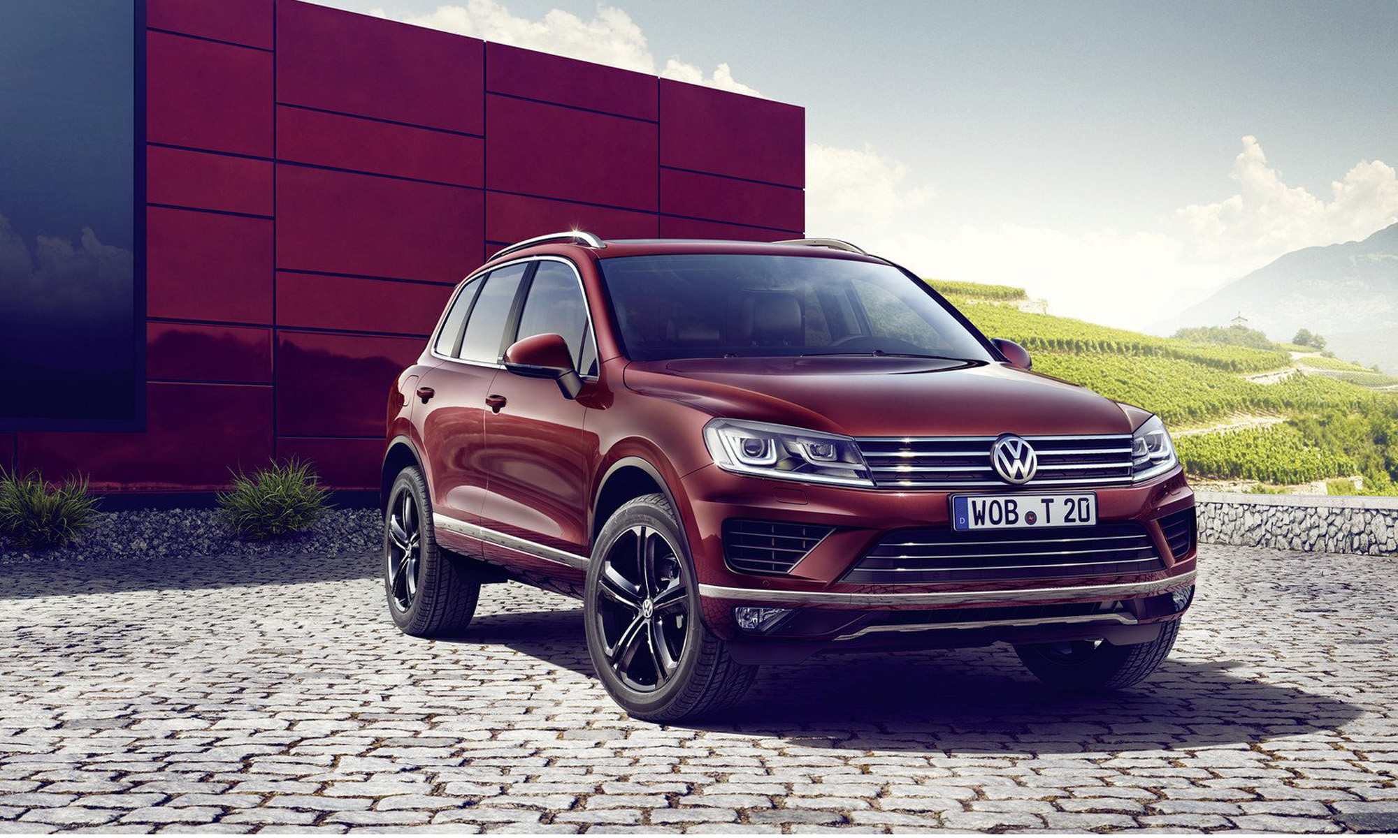 volkswagen touareg executive edition anteprime panoramauto. Black Bedroom Furniture Sets. Home Design Ideas
