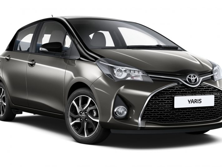 Toyota Yaris Platinum Edition