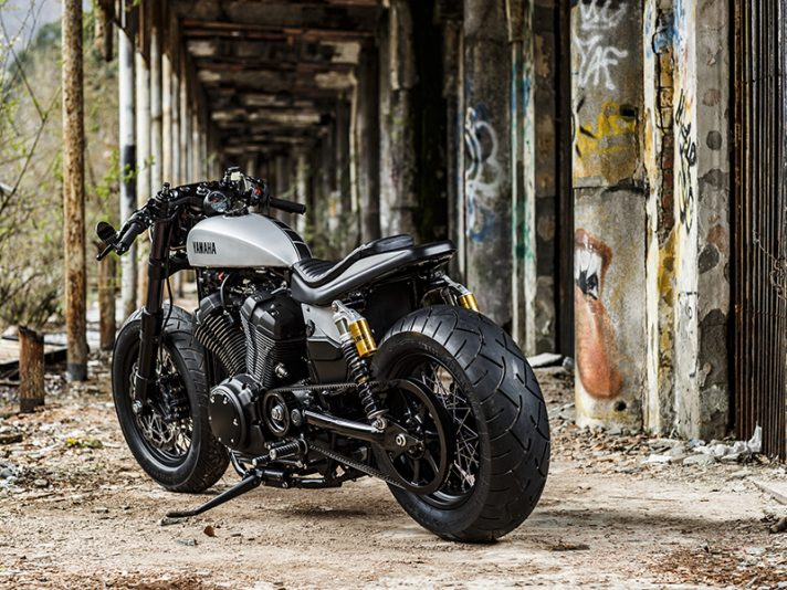 Yamaha Yard Built: customizzate le XSR900 e XV950