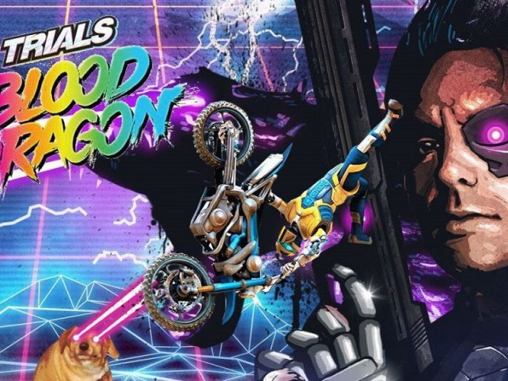 Trials of the Blood Dragon è disponibile per PlayStation 4, Xbox One e PC