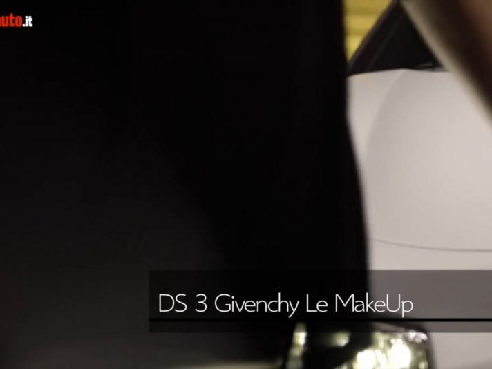 DS3 GIVENCHY Le MakeUp