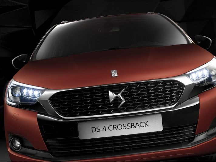 DS4 Crossback 'Terre Rouge'