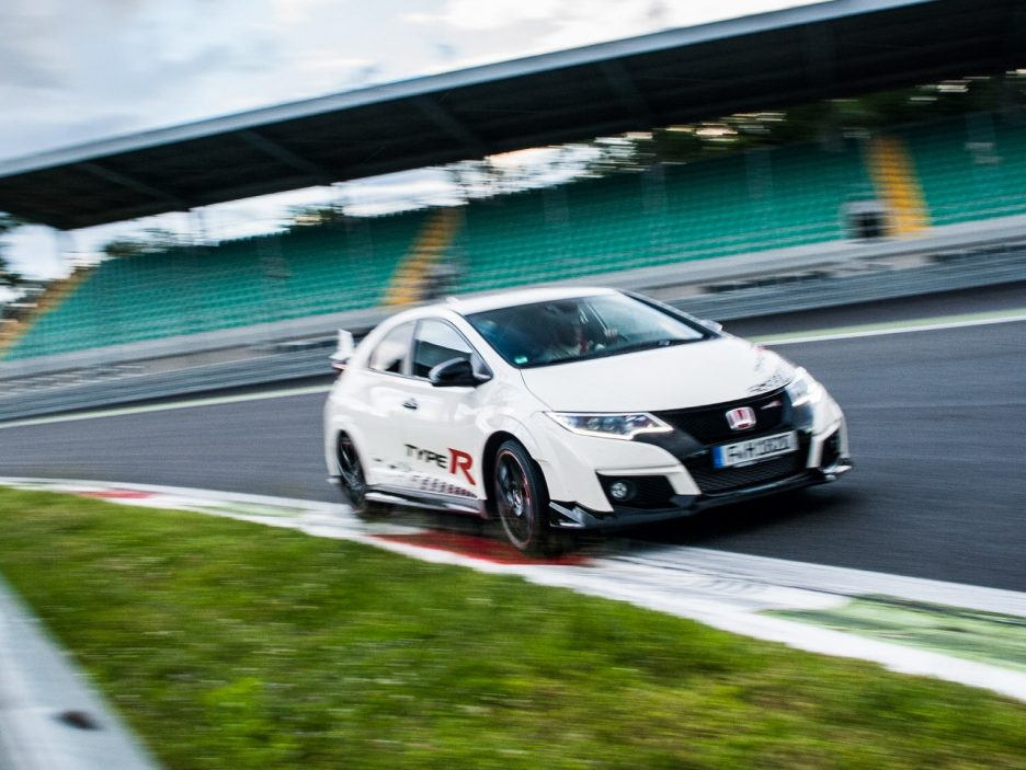 Honda Civic Type R4