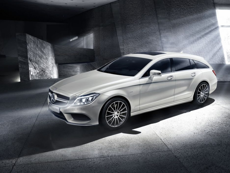 Mercedes Benz CLS Final Edition