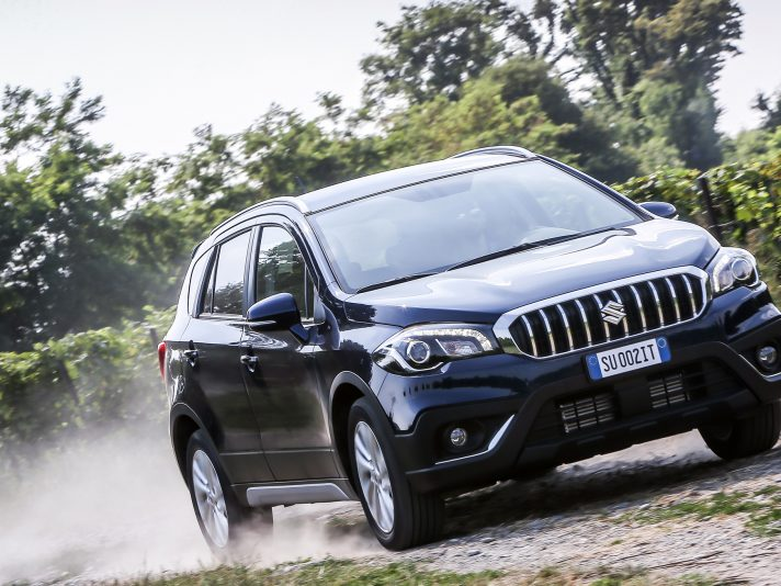 Suzuki S-Cross: con il restyling mette il turbo