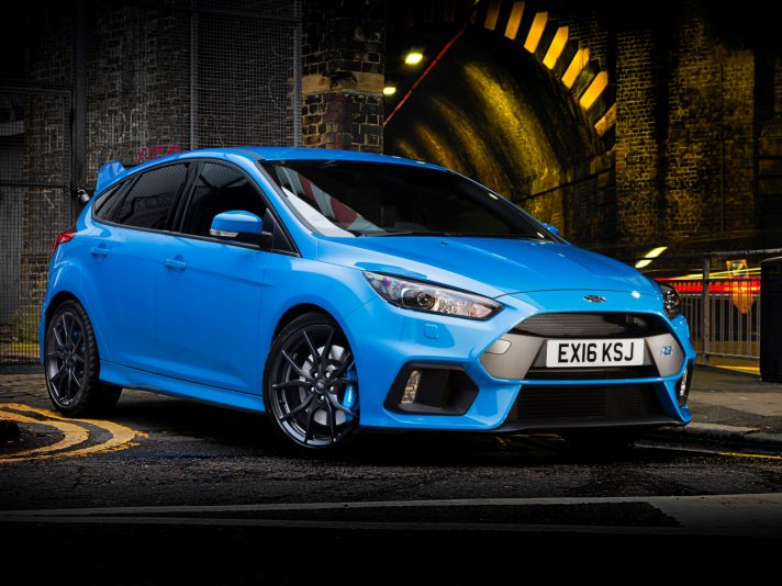 Ford Focus RS: tuning ufficiale da 375 CV by Mountune