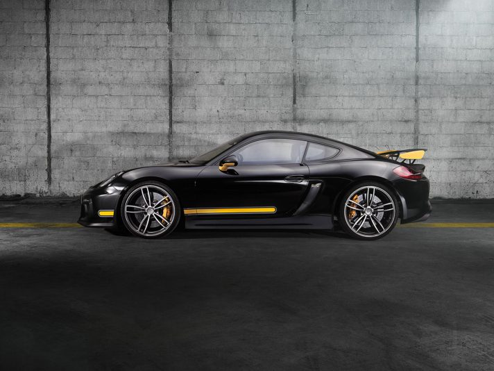 Porsche Cayman GT4 by Techart