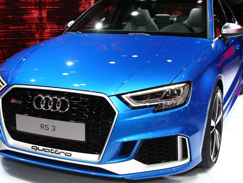 Audi RS3 Sedan 2 - Salone Parigi 2016