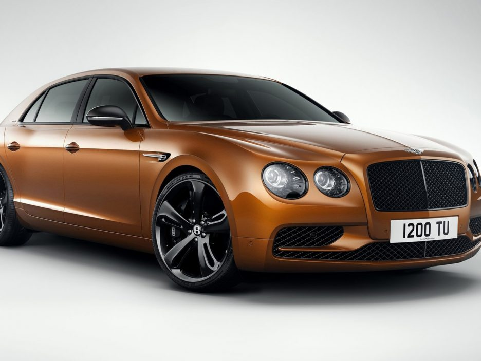Bentley Flying Spur W12 S 2017