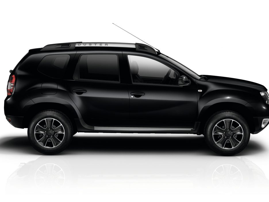 dacia duster black touch la top di gamma per la francia. Black Bedroom Furniture Sets. Home Design Ideas