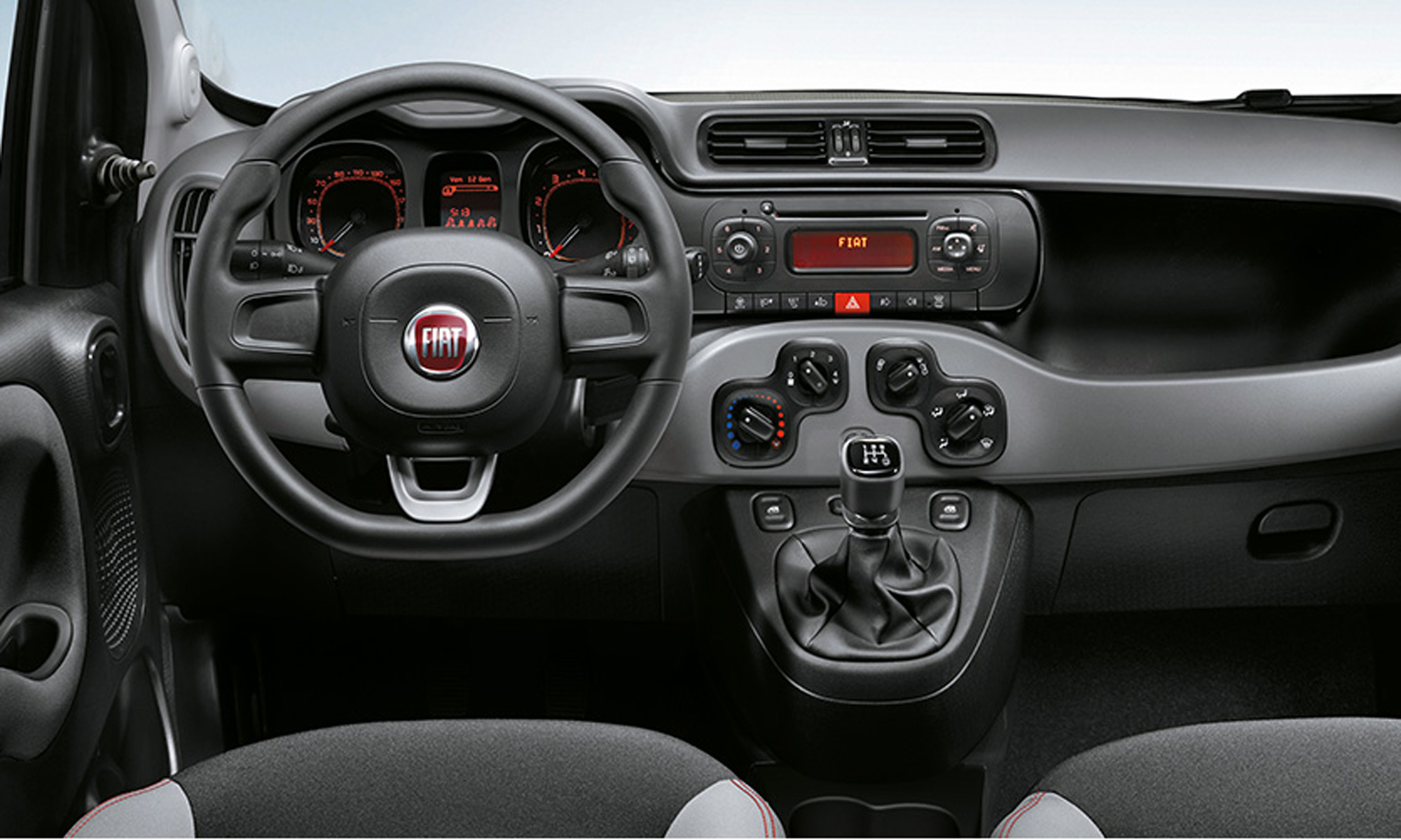 Fiat panda novit per la city car torinese anteprime for Nuove tinteggiature per interni