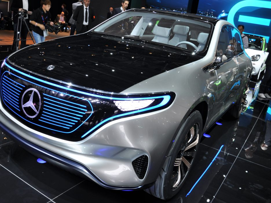 Mercedes Generation EQ 3 - Salone Parigi 2016
