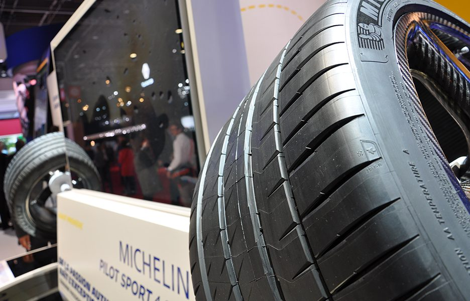 Michelin - Salone di Parigi 2016